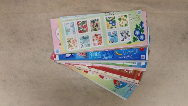52円×10枚シール切手