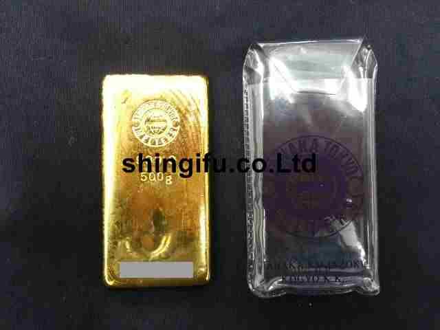 純金インゴット500g,1Kg 2020/11/24(火) 現在買取価格